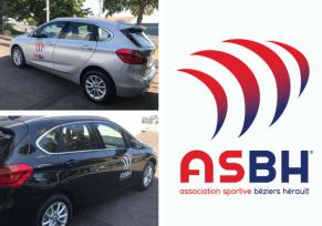 Partenariat BMW Béziers avec l'ASBH