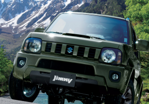 Suzuki JIMNY, Plaisir et Authenticité