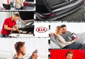 Les services Kia