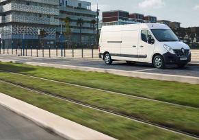 Livrez 100% électrique avec Renault MASTER Z.E.