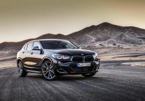 Nouvelle BMW X2 M35i : L'ADN M pour le SAC le plus puissant.