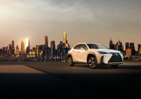 A découvrir prochainement : Lexus UX 250h