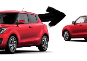 Découvrez Suzuki Swift