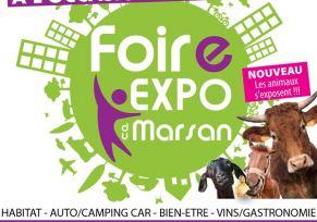 PEUGEOT expose sa gamme d'OCCASIONS lors de la Foire de Mont de Marsan!
