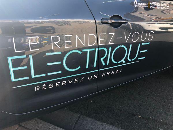 Renault Tarbes : RDV de l'Electrique