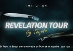 REVELATION TOUR A TOULOUSE
