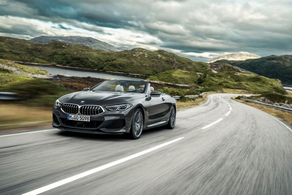 THE 8 CABRIOLET.
