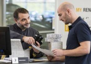 Découvrez Renault Service : des solutions faciles