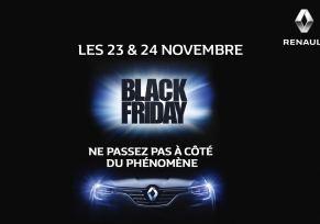 Black Friday Renault