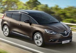 Découvrez Renault Grand Scenic