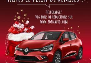 Renault : en décembre, faites le plein de remises !