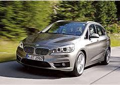 La BMW Série 2 Gran Tourer pour les  fêtes !