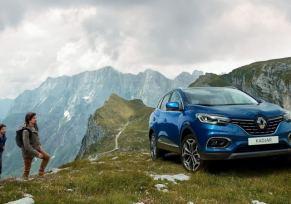 Découvrez Nouveau Renault KADJAR
