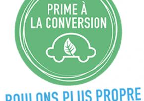 A partir du 1er janvier 2019 : la prime à la conversion est doublée !