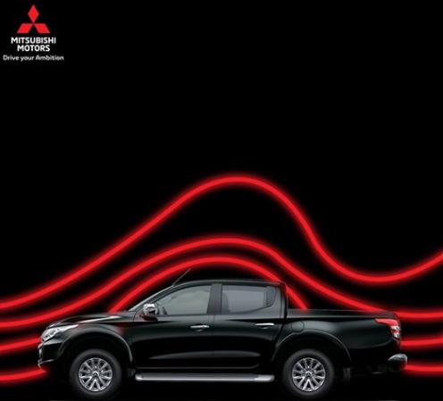 Mitsubishi L200 : une élégance démonstration de force
