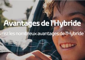 Les avantages de l'Hybride