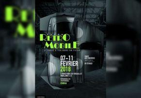 L'Aventure PEUGEOT présentera six voitures à Rétromobile !