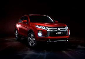 Mitsubishi : avant première