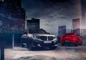 Nouvelles BMW X3M et BMW X4M