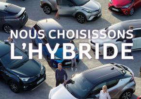 5 BONNES RAISONS DE CHOISIR L'HYBRIDE