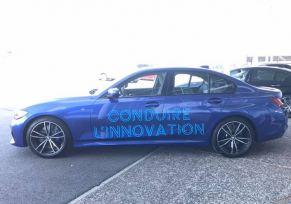 NOUVELLE BMW SÉRIE 3.