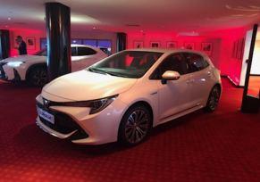 Soirée de lancement : Nouvelle Toyota Corolla