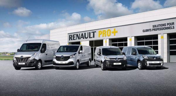 Renault Pro +