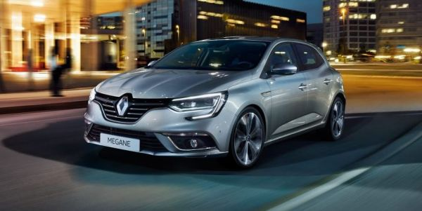 Renault Megane : Une berline compacte ultra-moderne
