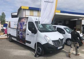 Jours Renault Pro+ chez Gedimat