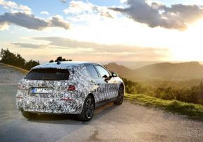 LA NOUVELLE BMW SÉRIE 1.