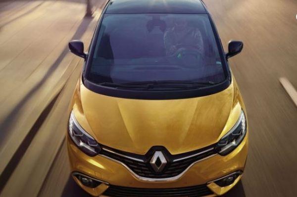Nouveau Renault Scenic