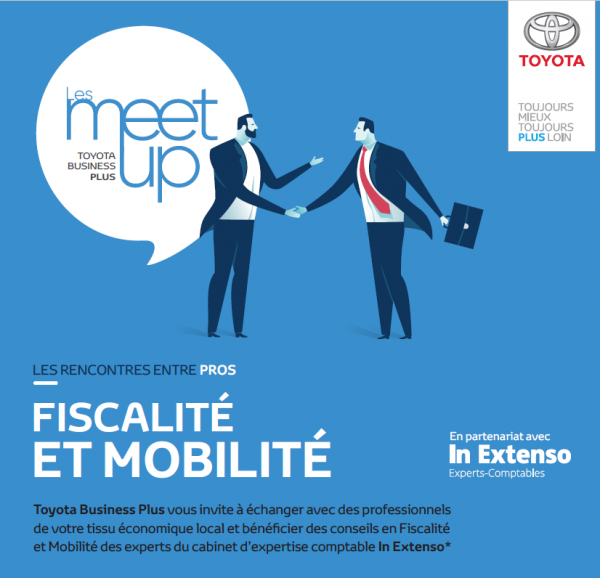 LES MEET'UP BY TOYOTA ET LEXUS TOULOUSE