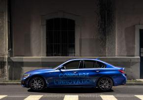 SHOOTING POUR LA NOUVELLE BMW SÉRIE 3.