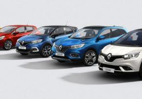 Renault lance Renault PASS
