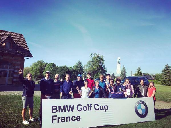 BMW GOLF CUP TARBES.
