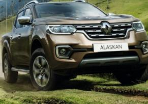 Renault Alaskan : Dominez tous les terrains