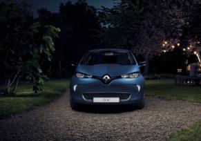 Entrez dans l'univers Renault Zoé