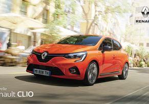Découvrez Renault CLIO 5