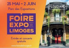 edenauto NISSAN Limoges expose pendant la Foire du 25/05 au 02/06!