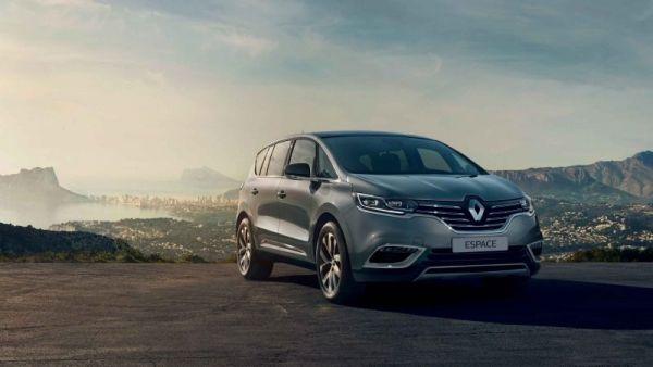 Découvrez Renault Espace