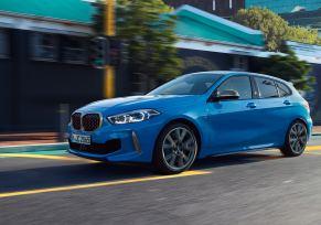 Nouvelle BMW Série 1.