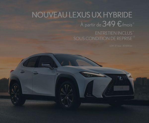 Portes Ouvertes Lexus le 15 juin