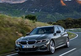 NOUVELLE BMW SERIE 3 TOURING.