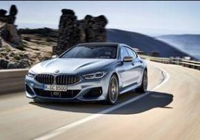 Nouvelle BMW Série 8 Gran Coupé.