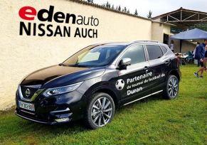 Nissan Auch partenaire du tournoi de football de Duran