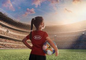 Kia partenaire de la coupe du monde féminine de la Fifa 2019
