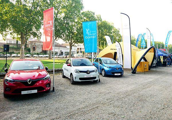 Renault Agen partenaire du Master de Pétanque