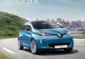 Présentation de la Renault ZOE en vidéo