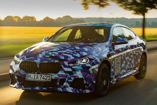 Nouvelle BMW Série 2 Gran Coupé