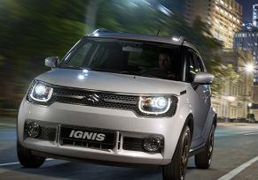 Suzuki Ignis : présentation